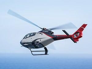 H120 en vol