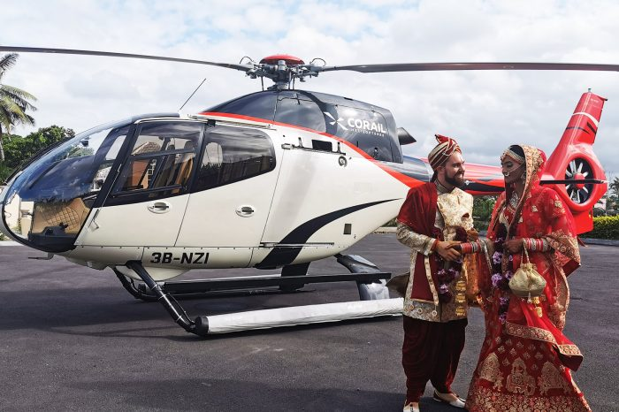 Heli-Wedding